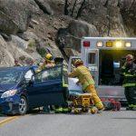 One Hill crash last week