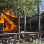 Flames ignite at Gastrognome