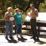Idyllwild Nature Center  honors Hampsons