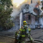 Firefighters extinguish flames as Idyllwild holds its breath