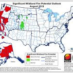 Fire season likely to continue into the fall