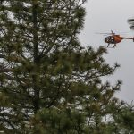 Edison helicopters identify potential  wildfire threats from electric equipment