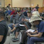 Veterans speak at War Horse Creek Town Hall