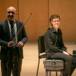 Beethoven fills concert hall