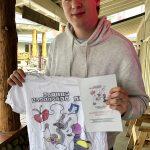 Local student advocates for autism