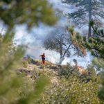 Red Hill pile burning