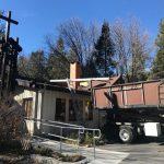 Funds raised to begin Saint Hugh's roof repair