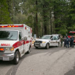 PCT hiker rescued over weekend