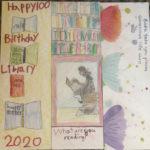 Idyllwild Library centennial  bookmark contestwinners