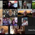 Associates meeting features Marianne Kent-Stoll