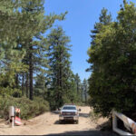 Black Mountain Road, yellow post sites reopen