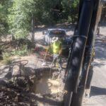 Major pipeline leaks in Fern Valley