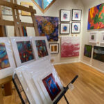 New gallery opens on North Circle Drive