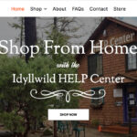 Idyllwild HELP Center launches store