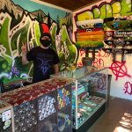 Skateboarders can now shop locally