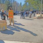 Relief for Idyllwild Post Office