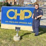 CHP has a new captain