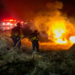 Mountain Center evacuated for Bonita Fire, USFS reports 50% containment