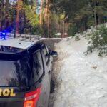 Fatal sledding incident occurred Sunday