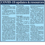 COVID-19 Local Update: County appoints new public health officer