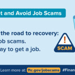 Don't let job scams block your path forward