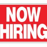 Multiple places hiring