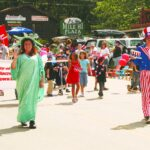 Independence Day Parade held July 3