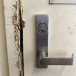 Idyllwild Post Office vandalized