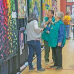 Silver Pines Lodge to the rescue: The Quilt Show that almost wasn't