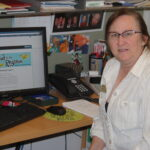 Shannon Ng manages both Idyllwild and Anza libraries