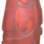 Ernie Maxwell carving